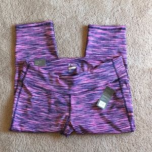 Old Navy Active Mid-Rise Cropped Workout Pants XL